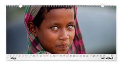 HELVETAS Panoramakalender 2015 von Helvetas