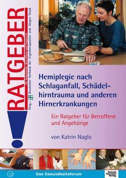 Hemiplegie nach Schlaganfall, Schädelhirntrauma und anderen Hirnerkrankungen von Naglo,  Katrin