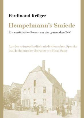 Hempelmann's Smiede von Krüger,  Ferdinand, Stadt Ahlen