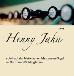 Henny Jahn spielt auf der historischen Marcussen-Orgel von Jahn,  Henny