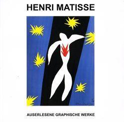 Henri Matisse – Auserlesene Graphische Werke von Galerie Raphael,  Frankfurt/Main, Matisse,  Henri, Petrov,  Petru, Petrov,  Raphael