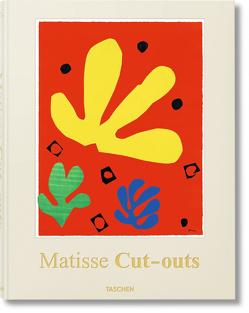 Henri Matisse. Cut-Outs. Zeichnen mit der Schere von Néret,  Gilles, Néret,  Xavier-Gilles
