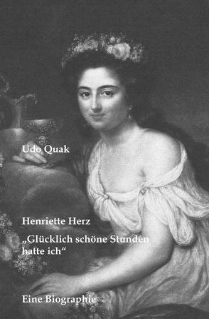 Henriette Herz von Quak,  Udo