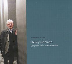 Henry Korman von Müller De Paoli,  Renate