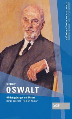 Henry Oswalt von Köster,  Roman, Wörner,  Birgit