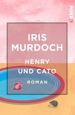 Henry und Cato von Ciletti,  Mechtild, Murdoch,  Iris