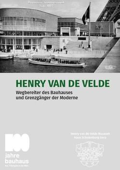 Henry van de Velde von Kielstein,  Dr. Volker, Rasche,  Dr. Klaus, Weilandt,  Doris
