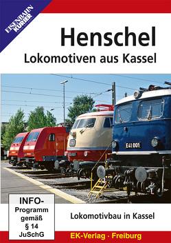 Henschel – Lokomotiven aus Kassel