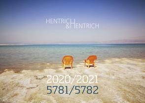 Hentrich & Hentrich Kalender 2020/2021 | 5781/5782