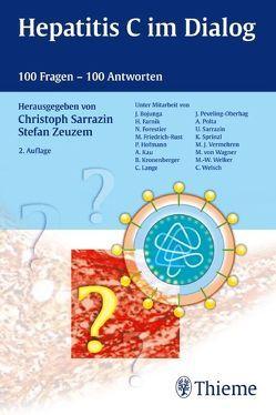 Hepatitis C im Dialog von Bojunga,  Jörg, Farnik,  Harald, Forestier,  Nicole, Sarrazin,  Christoph, Zeuzem,  Stefan