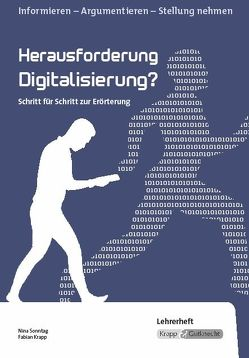 Herausforderung Digitalisierung von Krapp,  Fabian, Sonntag,  Nina
