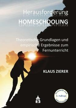 Herausforderung Homeschooling von Zierer,  Klaus