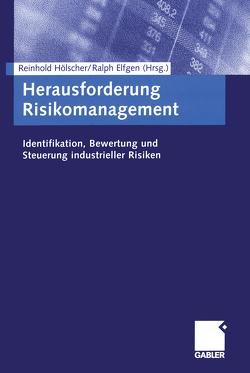 Herausforderung Risikomanagement von Elfgen,  Ralph, Hölscher,  Reinhold