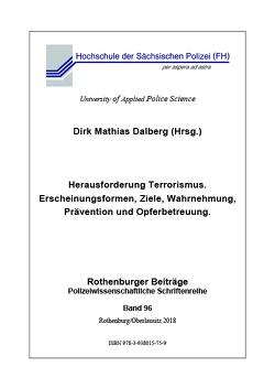 Herausforderung Terrorismus. von Dalberg,  Dirk Mathias