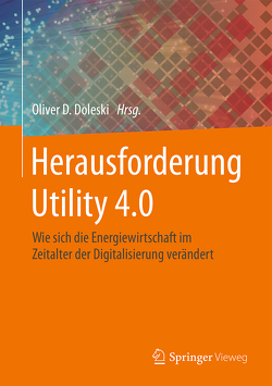Herausforderung Utility 4.0 von Doleski,  Oliver D.