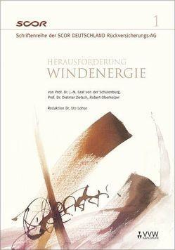 Herausforderung Windenergie von Zietsch,  Dietmar