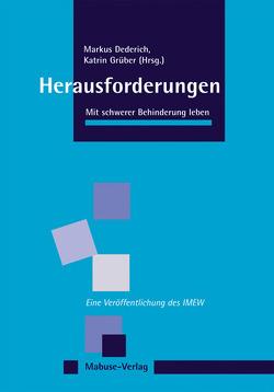 Herausforderungen von Dederich,  Markus, Grüber,  Katrin