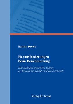 Herausforderungen beim Benchmarking von Droese,  Bastian