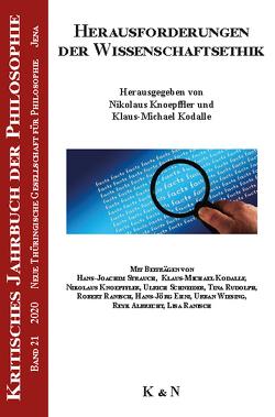 Herausforderungen der Wissenschaftsethik von Knoepffler,  Nikolaus, Kodalle,  Klaus-Michael