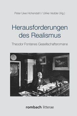 Herausforderungen des Realismus von Hohendahl,  Peter Uwe, Vedder,  Ulrike