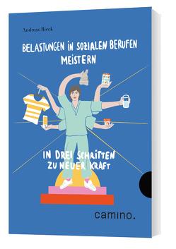 Herausforderungen in sozialen Berufen meistern von Rieck,  Andreas