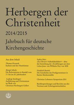 Herbergen der Christenheit 38/39 von Hein,  Markus, Wieckowski,  Alexander
