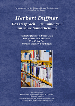 Herbert Duffner Das Gespräch – Bemühungen um seine Sinnerhellung von Dr. Kormann,  Georg