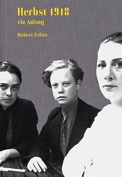 Herbst 1918 von Foltin,  Robert