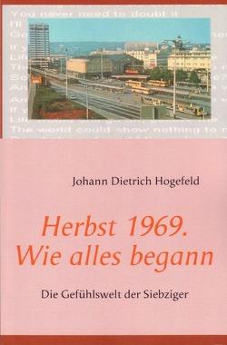 Herbst 1969 von Hogefeld,  Johann Dietrich