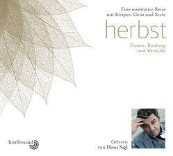 Herbst von Hagemeyer,  Pablo, Sigl,  Hans
