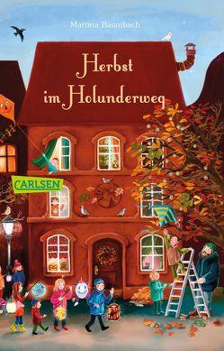 Herbst im Holunderweg von Baumbach,  Martina, Körting,  Verena