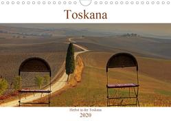 Herbst in der Toskana (Wandkalender 2020 DIN A4 quer) von Kruse,  Joana