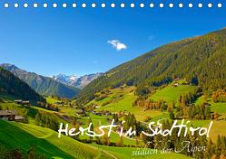 Herbst in Südtirol südlich der Alpen (Tischkalender 2020 DIN A5 quer) von Thoma Fotograf,  Herbert