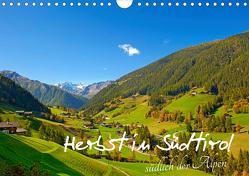 Herbst in Südtirol südlich der Alpen (Wandkalender 2020 DIN A4 quer) von Thoma Fotograf,  Herbert