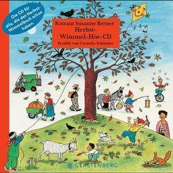 Herbst-Wimmel-Hör-CD von Berner,  Rotraut Susanne, Naumann,  Ebi, von Henko,  Wolfgang