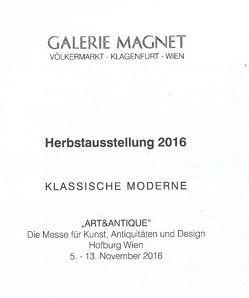 Herbstausstellung 2016 von Magnet,  Karin, Magnet,  Wilfried