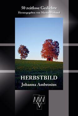 Herbstbild von Ambrosius,  Johanna, Werhand,  Martin