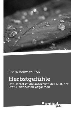 Herbstgefühle von Vollmer-Koß,  Elvira