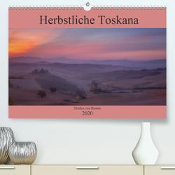 Herbstliche Toskana (Premium, hochwertiger DIN A2 Wandkalender 2020, Kunstdruck in Hochglanz) von van Hauten,  Markus