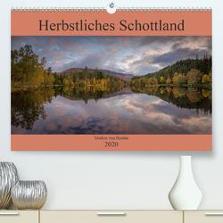 Herbstliches Schottland (Premium, hochwertiger DIN A2 Wandkalender 2020, Kunstdruck in Hochglanz) von van Hauten,  Markus