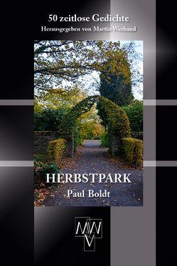 Herbstpark von Boldt,  Paul, Werhand,  Martin