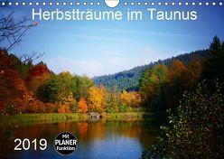 Herbstträume im Taunus (Wandkalender 2019 DIN A4 quer) von Schiller,  Petra