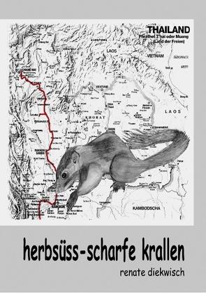 herbsüss-scharfe krallen von Diekwisch,  Renate
