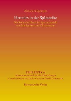 Hercules in der Spätantike von Eppinger,  Alexandra