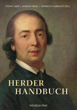 Herder Handbuch von Clairmont,  Heinrich, Greif,  Stefan, Heinz,  Marion