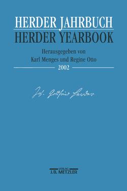 Herder Jahrbuch – Herder Yearbook 2002 von Koepke,  Wulf, Menges,  Karl, Otto,  Regine