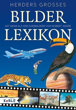 Herders Großes Bilderlexikon von André,  Robert, Telemann,  Georg