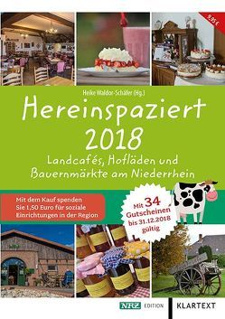 Hereinspaziert 2018 von Waldor-Schäfer,  Heike