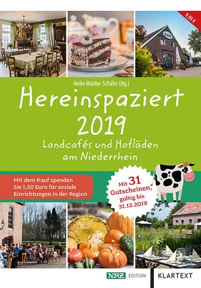 Hereinspaziert 2019 von Waldor-Schäfer,  Heike