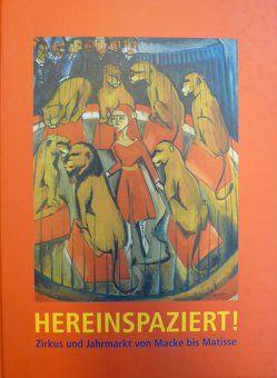 Hereinspaziert! von Lanfermann,  Petra, Oettermann,  Stephan, Schenk-Weininger,  Isabell